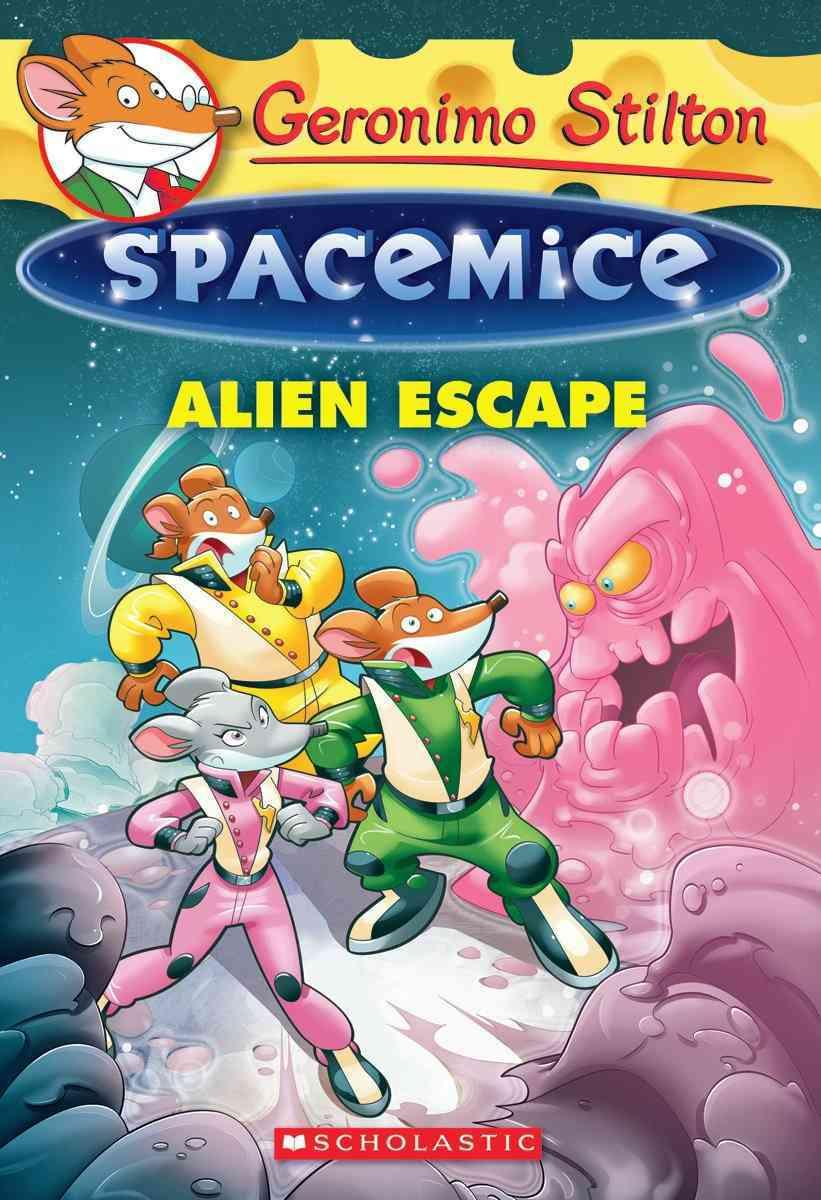 Alien Escape By Stilton, Geronimo